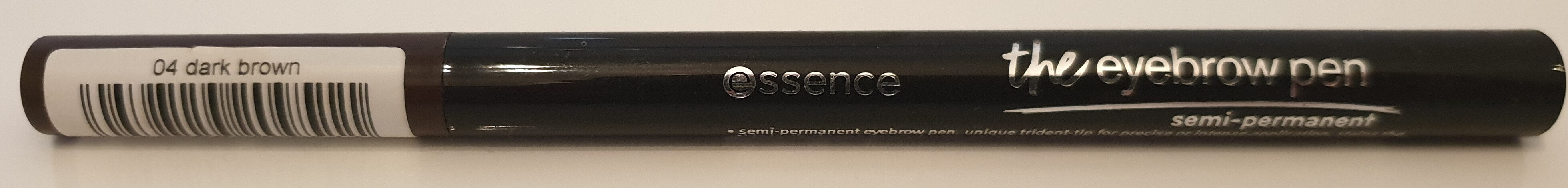 the eyebrow pen, semi-permanent, 04 dark brown - Product
