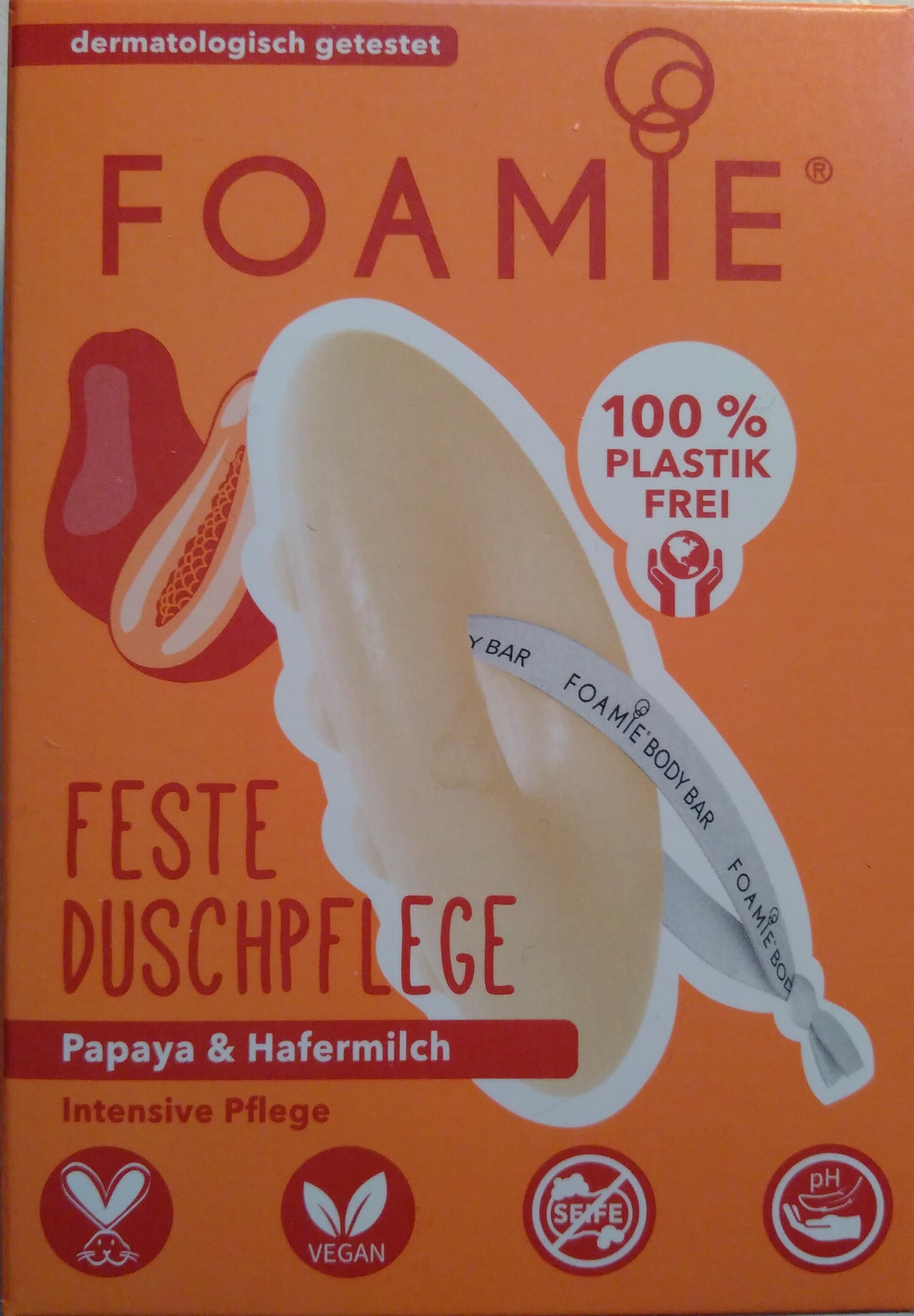 Foamie Feste Duschpflege - Produit - de