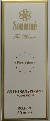 Antitranspirant Protection - Product - de