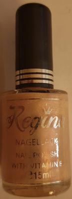 Nagellack nail polish with vitamine - Produit - de