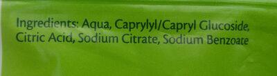 GESICHT & HÄNDE Ultra-Sensitiv - Ingredients - de