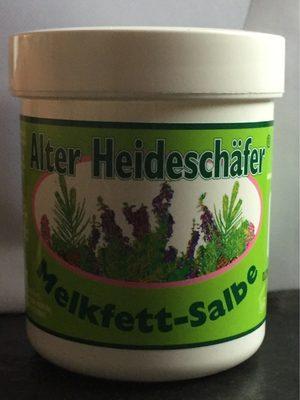 Alter Heideschaefer - Melkfett-salbe - Product - fr
