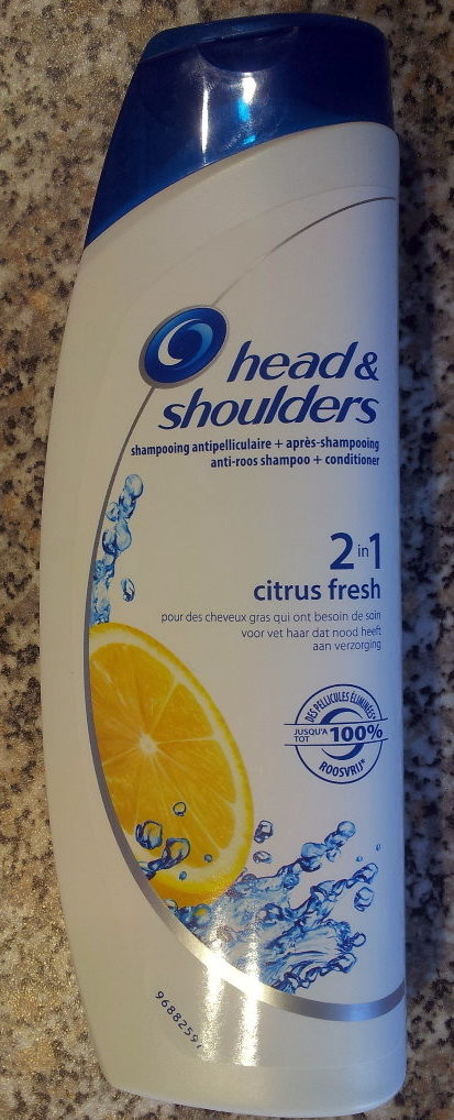 2 in 1 Citrus fresh - Product - fr