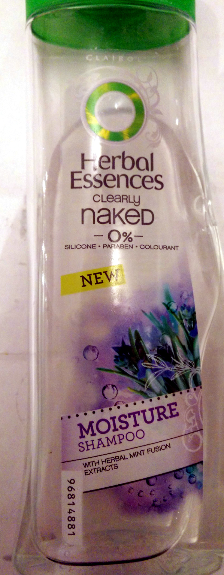 Clearly Naked Moisture Shampoo - Product - en