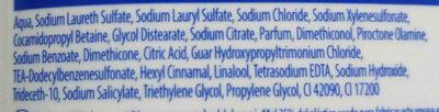 h&s Classic - Ingredients - en