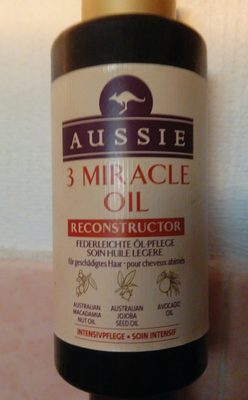 3 miracle oil reconstructor - Product