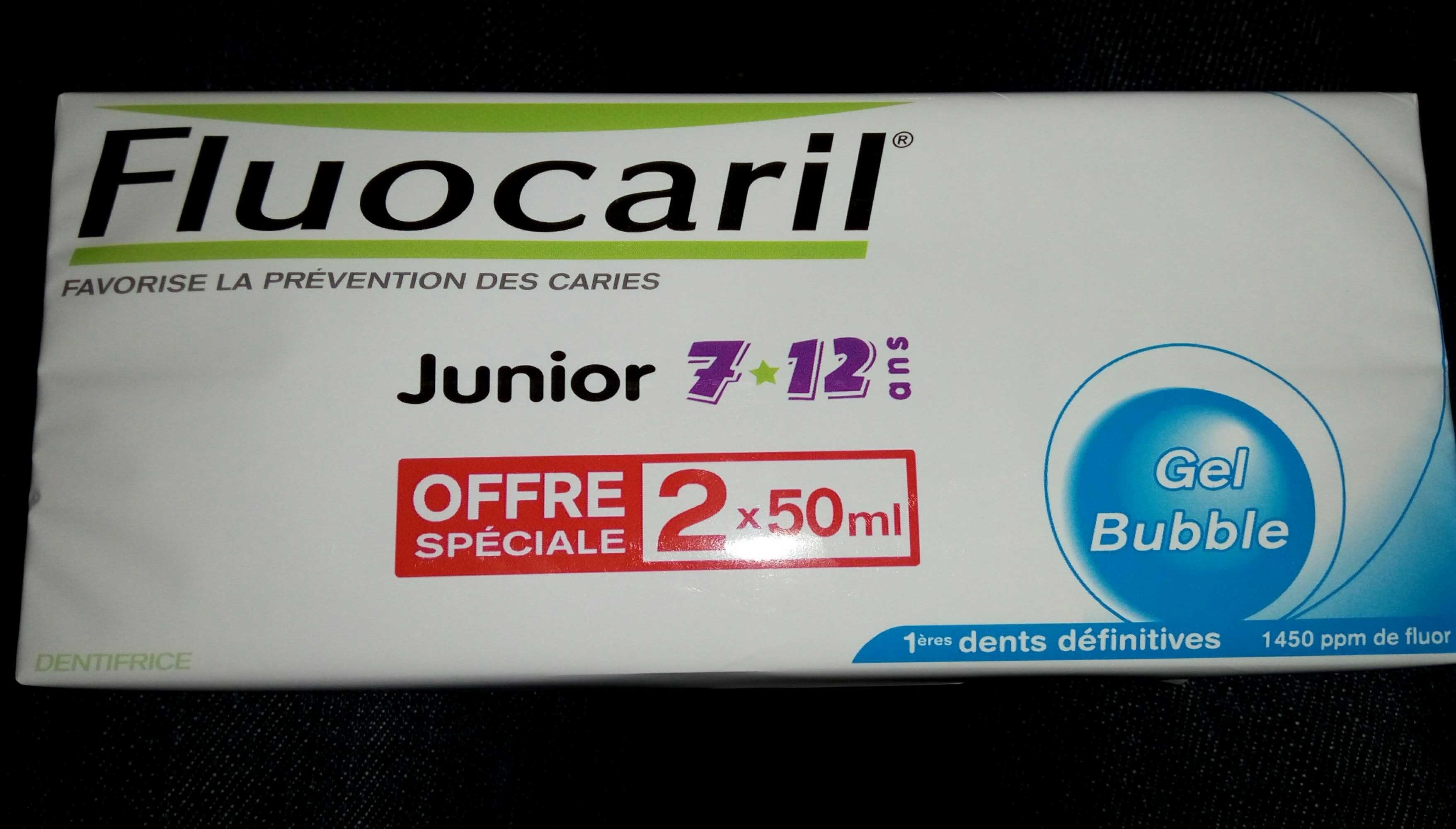 Fluocaril Junior 7-12 ans - Product - fr