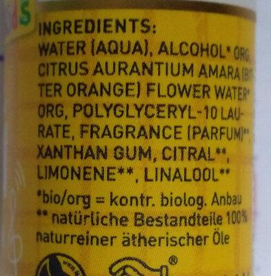 leichter Lernen DUFT ROLL-ON - Ingredients - de