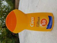 Cien sun lait solaire classique fps 50 - Produit
