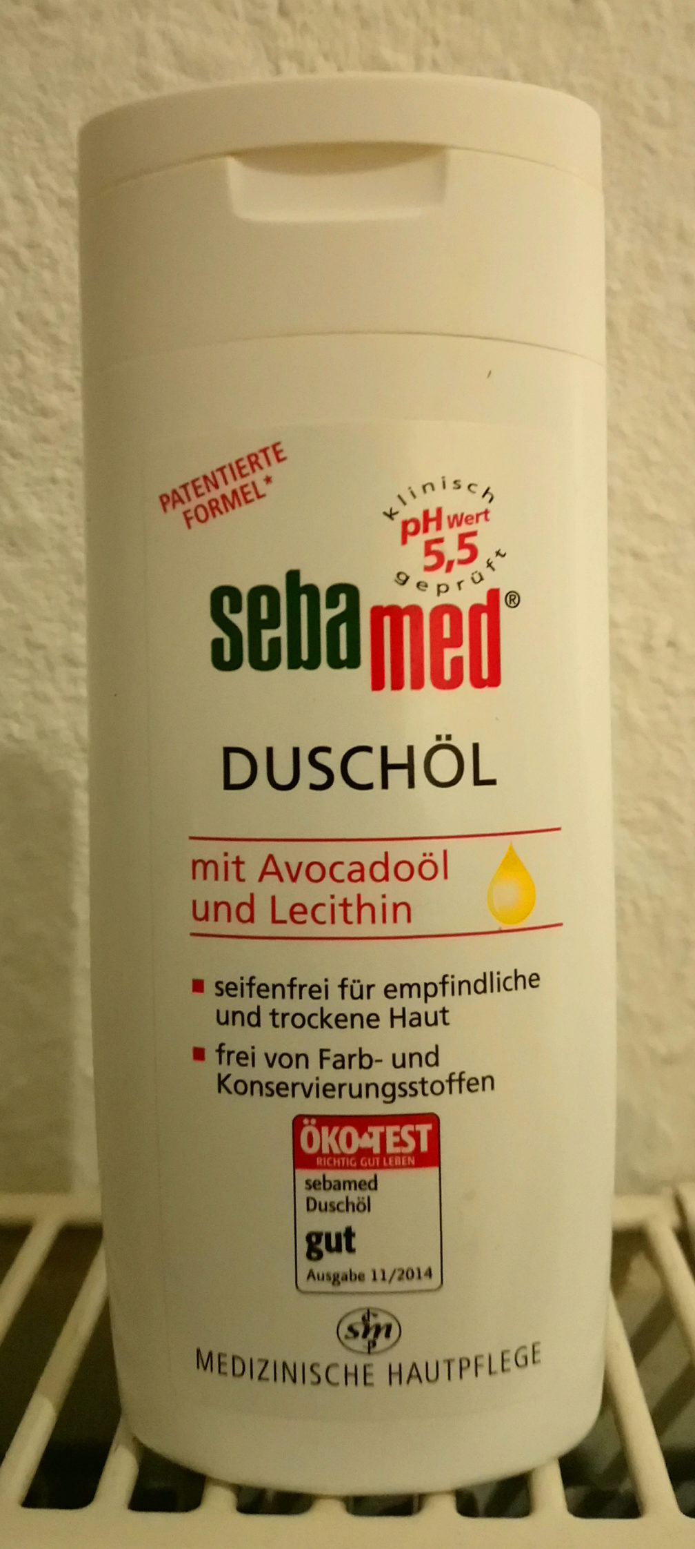 Duschöl mit Avocadoöl und Lecithin - Product - de