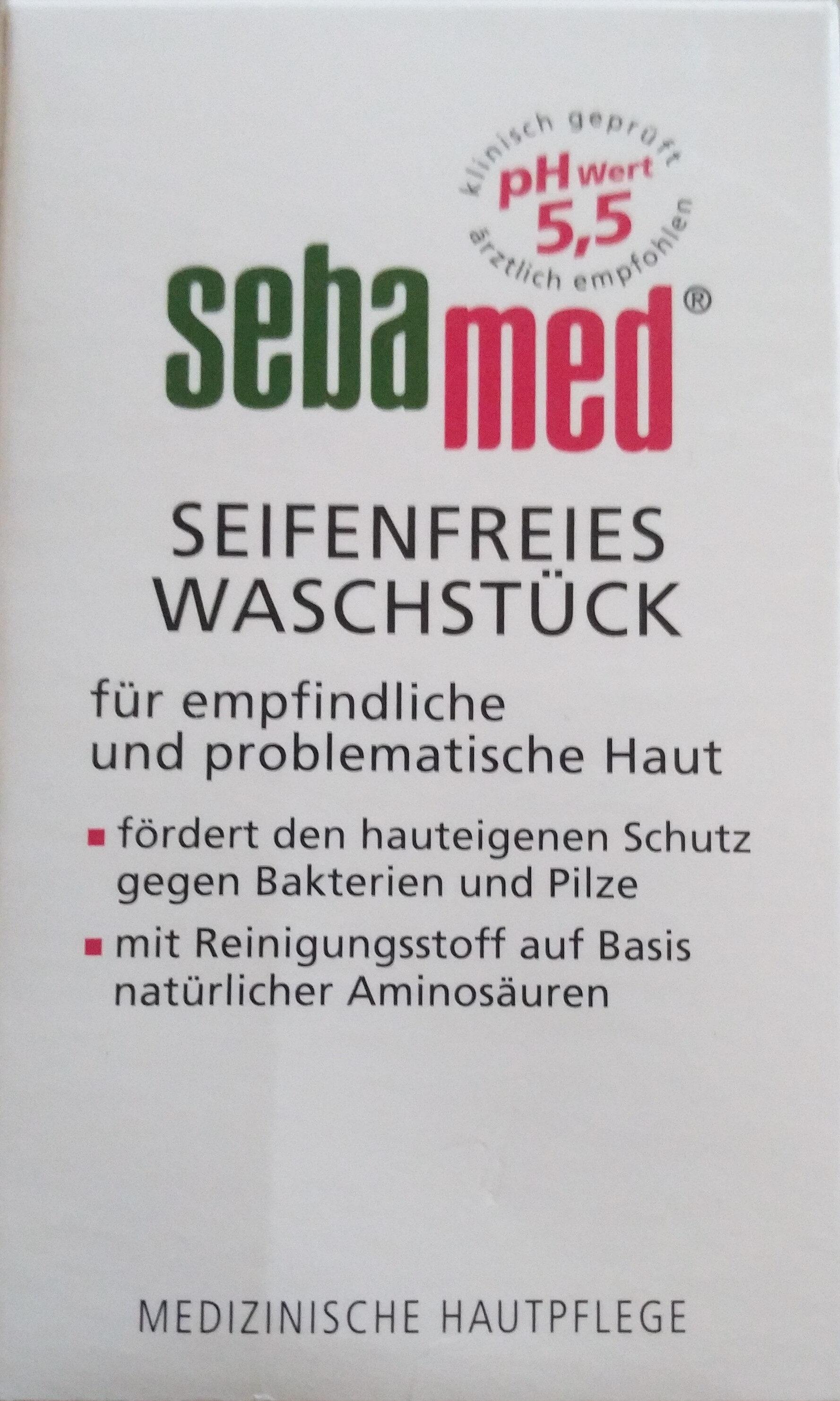 Seifenfreies Waschstück - Produit - de