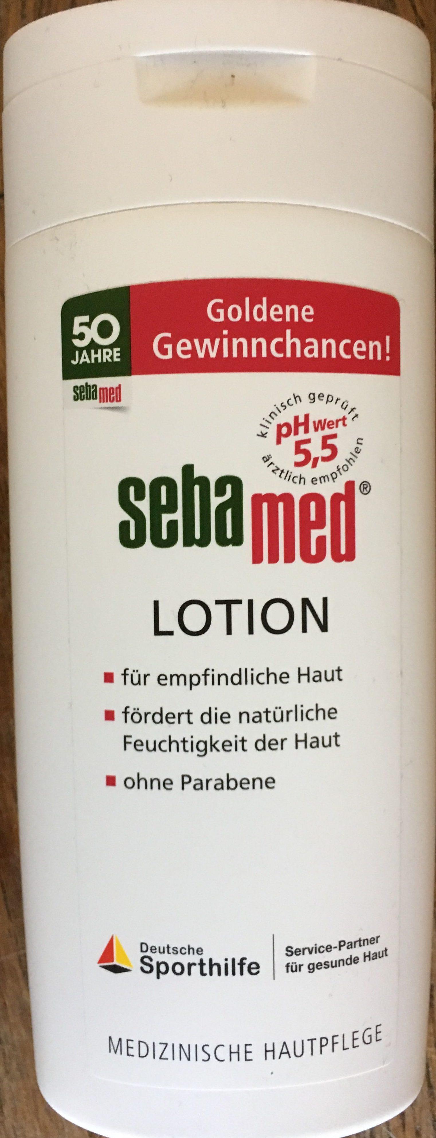 Seba Med Lotion - Product