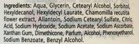 Seba Med Lotion - Ingredients