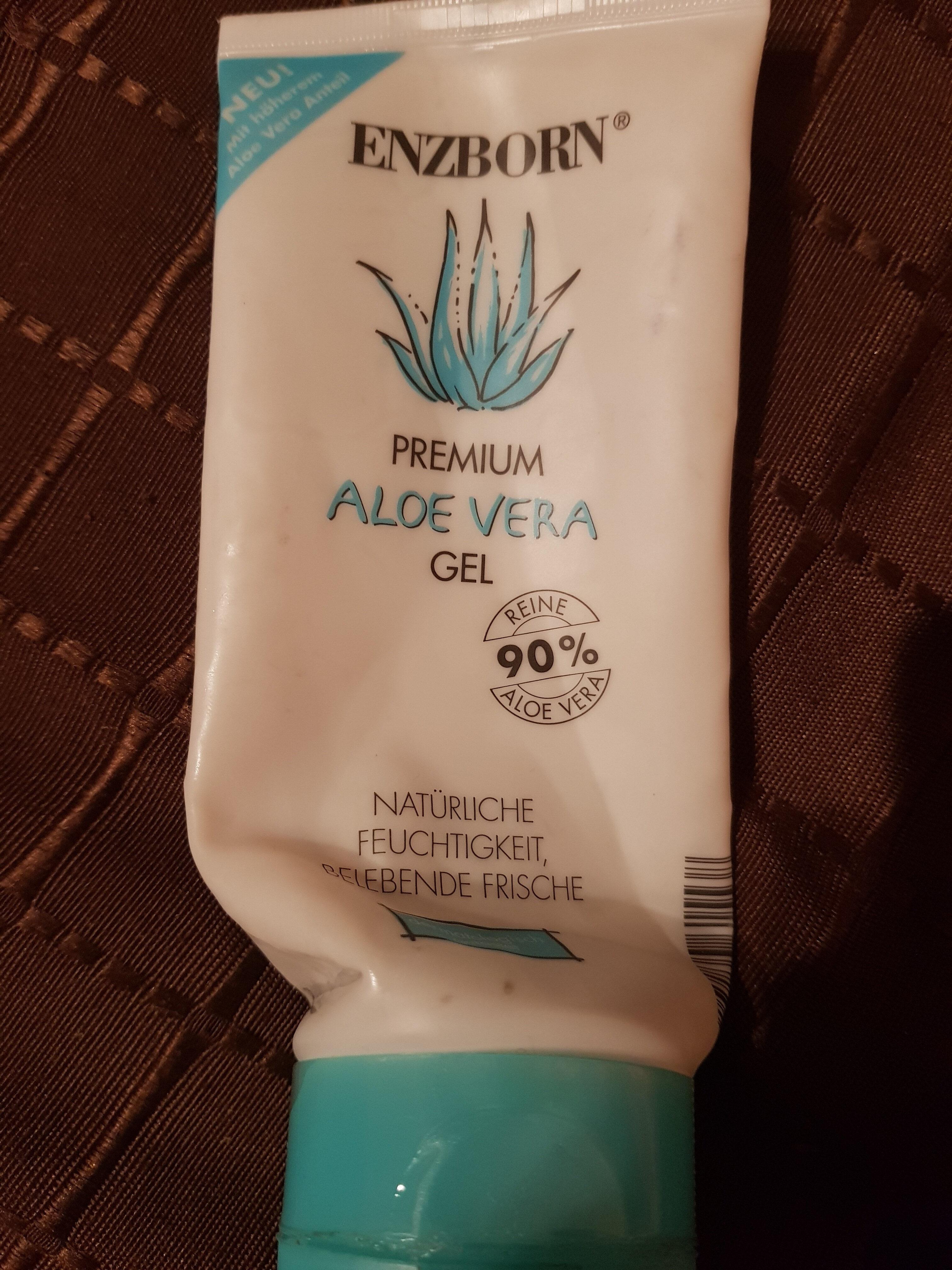 Enzborn Premium Aloe Vera Gel 90% - Product