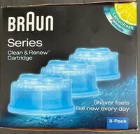 Braun Clean - Product - de