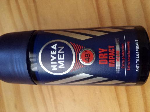 Nivea Men Dry Impact - Product - en