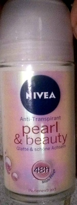 Anti-transpirant Pearl & beauty - Product