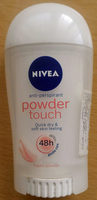 powder touch - Product