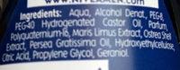 Fresh Ocean - Ingredients