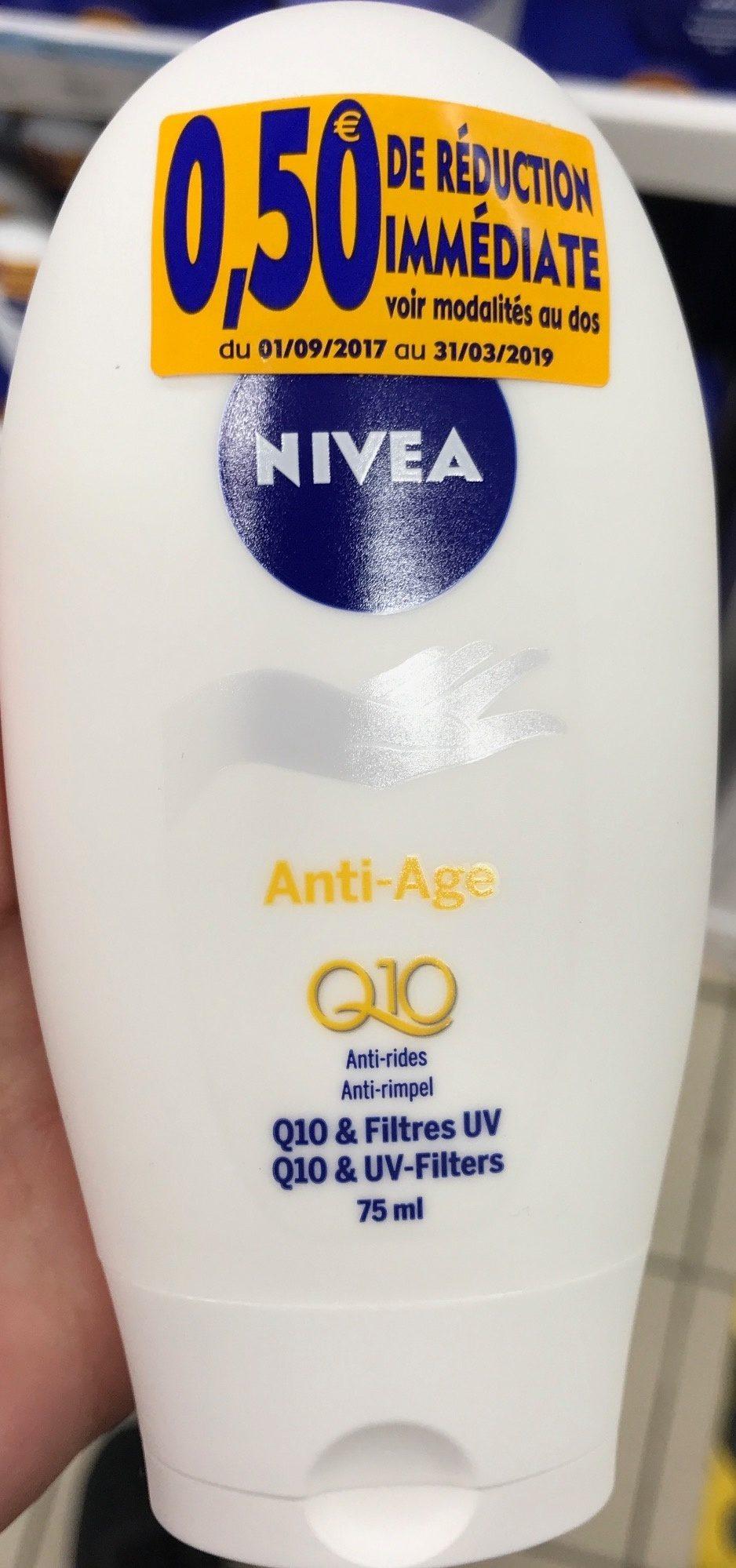 Anti-Âge Q10 & Filtres UV - Product