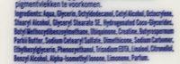 Anti-Âge Q10 & Filtres UV - Ingredients