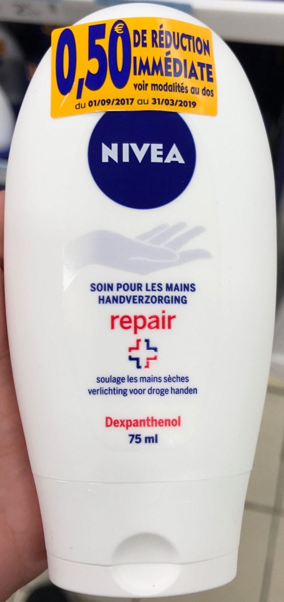 Soin pour les mains Repair - Product - fr