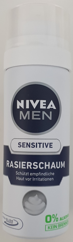 sensitive Rasierschaum - Product - de