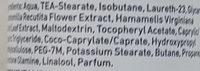 sensitive Rasierschaum - Ingredients - de