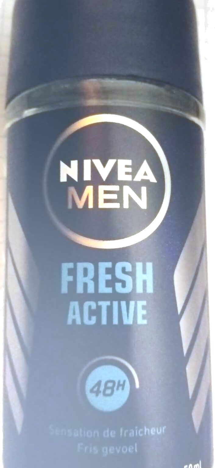 Fresh Active 48h Sensation de fraîcheur - Product - en