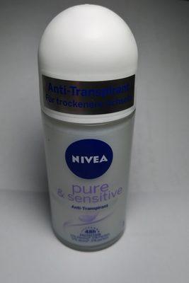pure & sensitive - Product