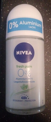 fresh pure Deodorant - Product