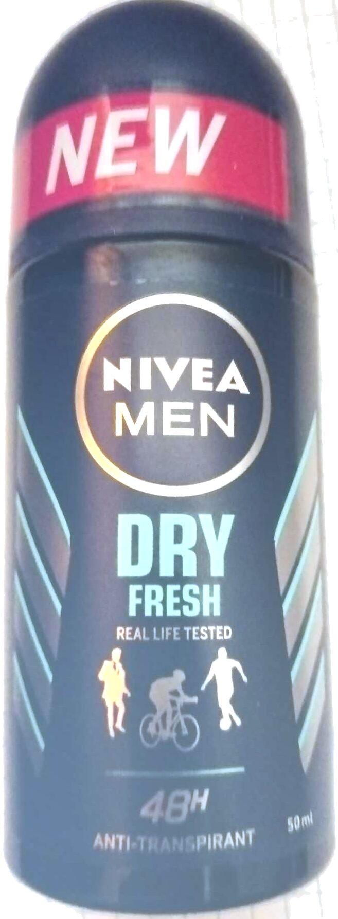 Dry Fresh Real Life Tested 48h - Produit - en