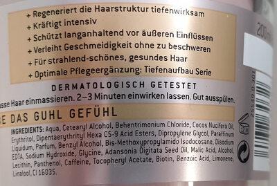 Tiefenaufbau Baobab-Öl - Product