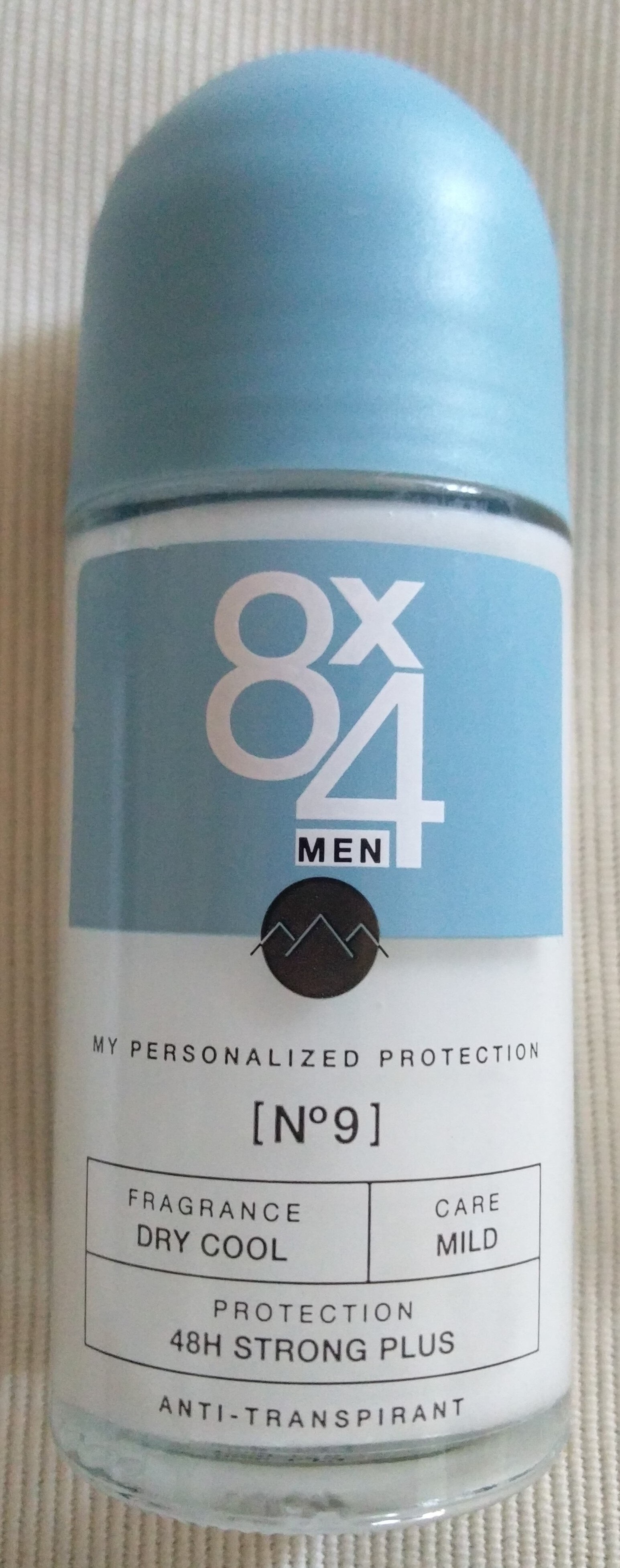 Anti-Transpirant: My Personalized Protection [No. 9] - Продукт - de
