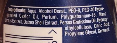Fresh Ocean - Ingredients - de