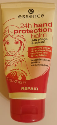 24h hand protection balm - Product