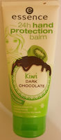 24h hand protection balm kiwi dark chocolate - Product