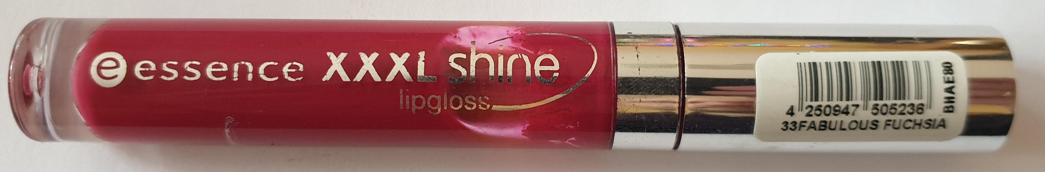 XXXL shine 33 fabulous fuchsia - Produit - de