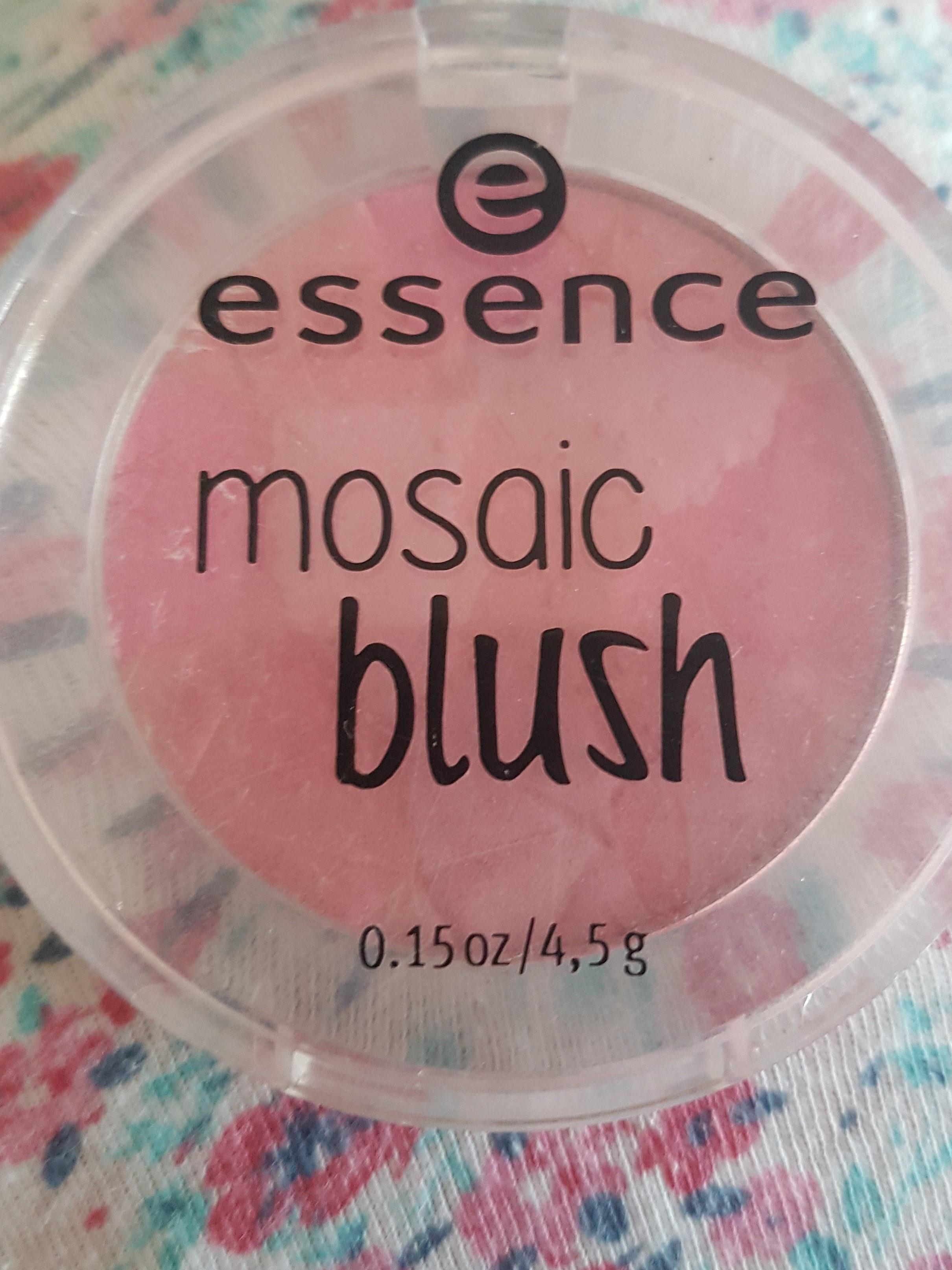 essence mosaic blush - Product