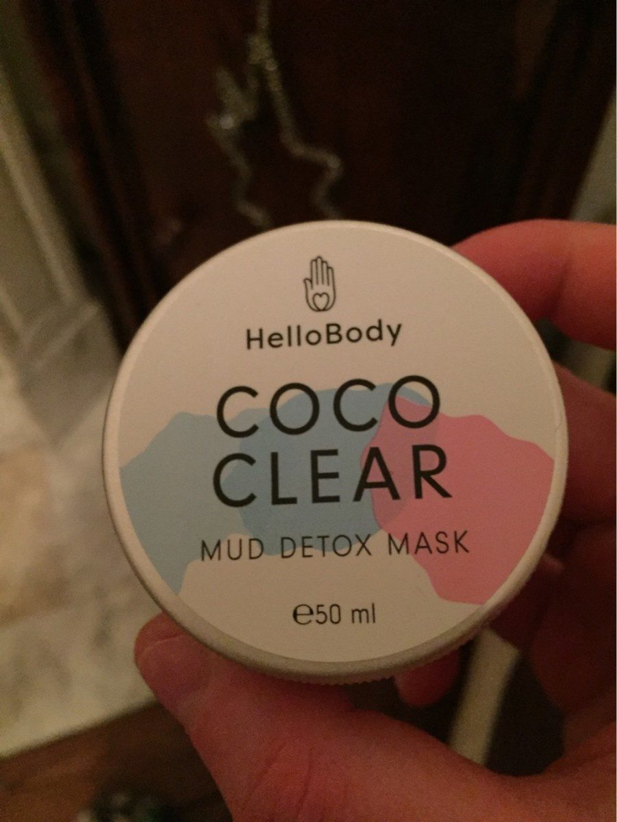Coco Clear Mud Detox Mask - Product - fr