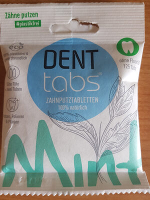 DENT tabs - Produit