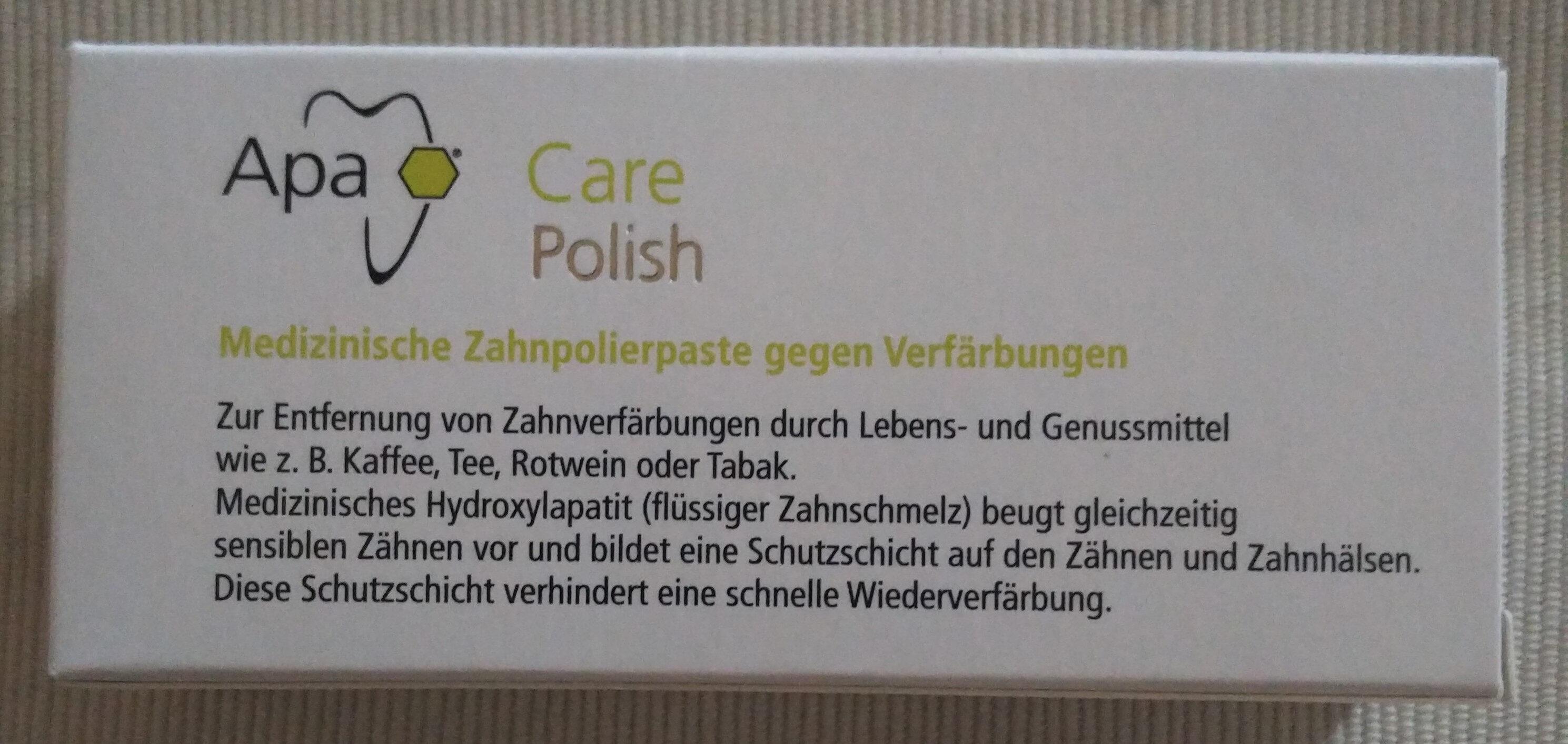 Care Polish (Flüssiger Zahnschmelz) - Product - en