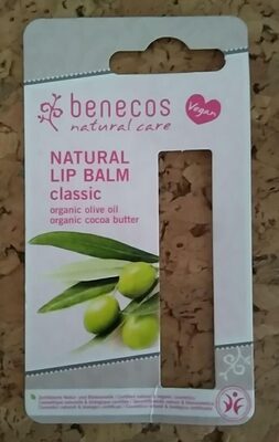 Natural Lip Balm classic - Product