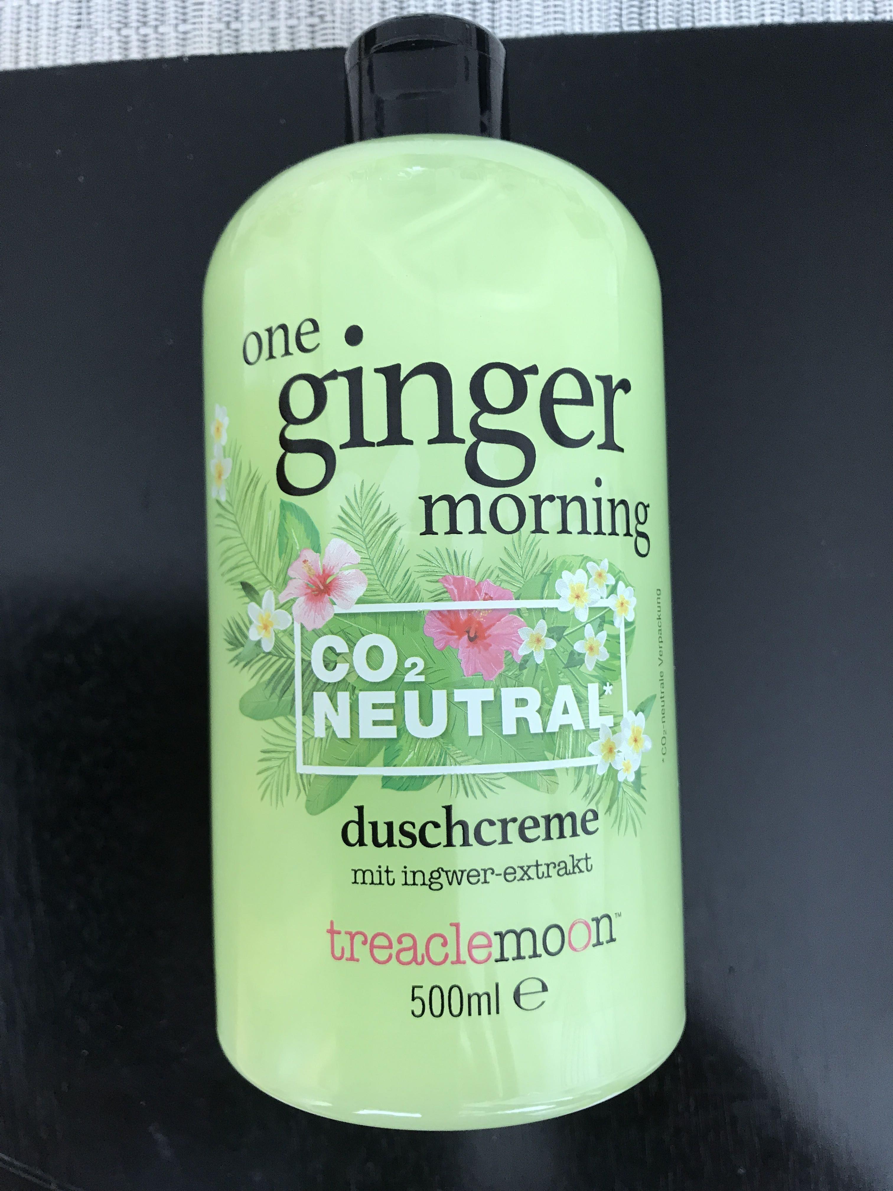 One ginger morning - Product - en