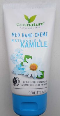 Med Hand-Creme Natursole & Kamille - Product