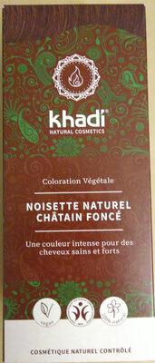 Noisette naturel châtain foncé - Product - fr