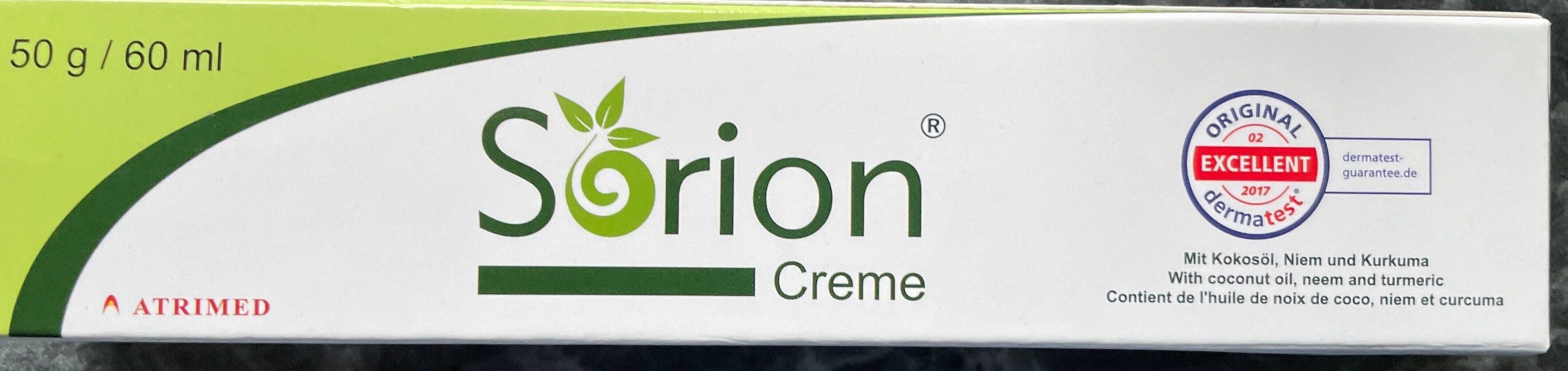 Sorion Creme - Product - de