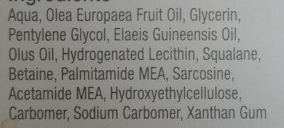 Physiogel Hypoallergic - Ingredients - de