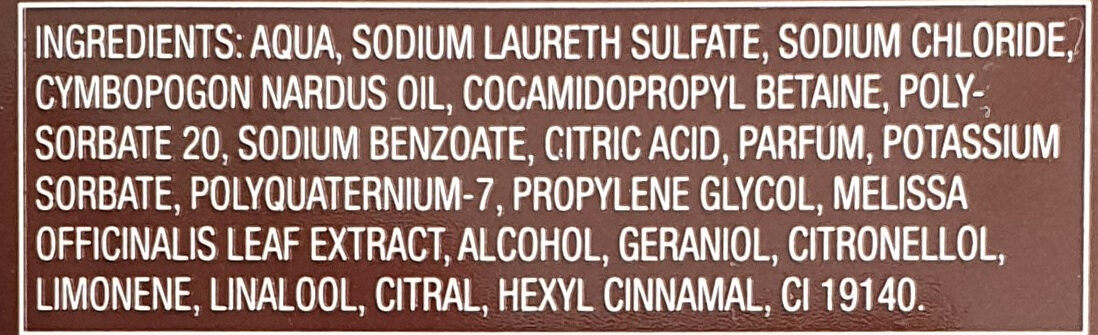 Kräuter Kurbad - Ingredients