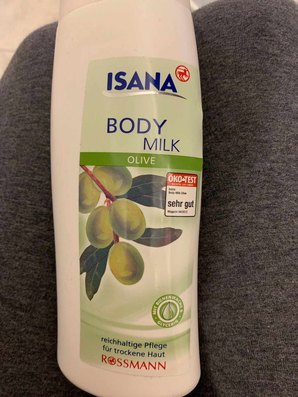 Isana Body Milk - Product - de